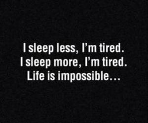 sleep and life image