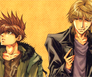 anime, awesome, and saiyuki image