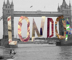 london, hipster, and pattern image