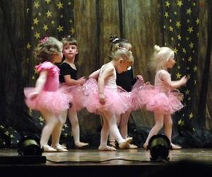 cute, dance, and pink image