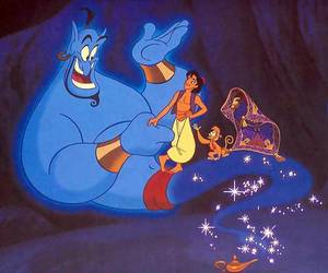aladdin and disney image