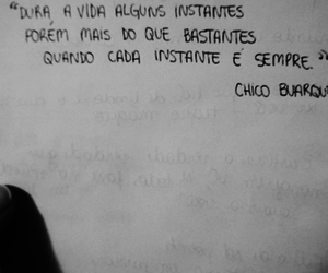 chico buarque, frases, and quote image