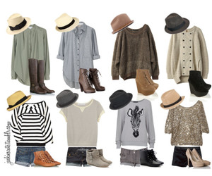 hat, cute, and fashion image