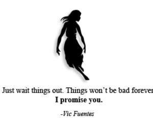 quote and vic fuentes image