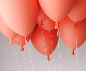 balloons and red image