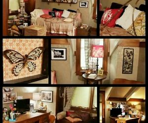 bedroom, pretty little liars, and aria montgomery image