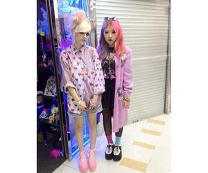 japan and japanese fashion image
