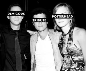 tribute, potterhead, and demigod image