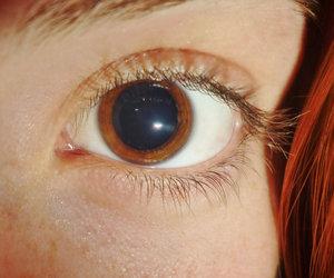 ruiva, pupila dilatada, and erika grazy image