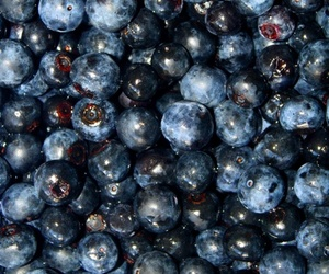 blueberries, fruit, and texture image