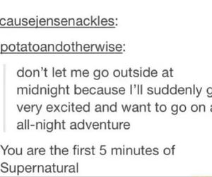 adventure, outside, and supernatural image