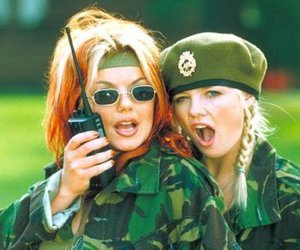 spice girls, girl, and army image