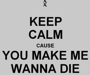 keep calm, Taylor Momsen, and text image