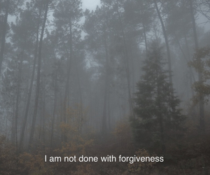 quote, foggy, and pale image