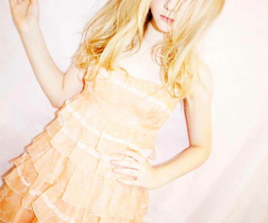Elle Fanning and girly image