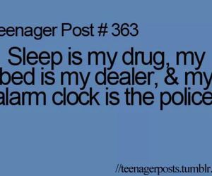 bed, relatable, and teenager post image