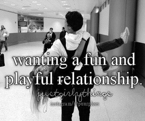 Relationship, fun, and love image
