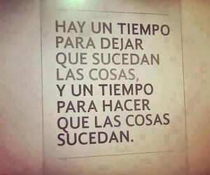 frases, tiempo, and quote image