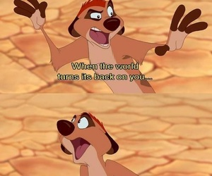 disney, the lion king, and quote image