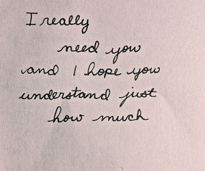 quotes, love, and need image