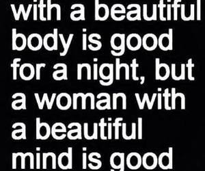 woman, beautiful, and quote image