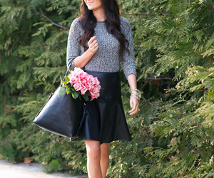 blog, girl, and outfit image