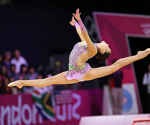 beauty, gymnastic, and korean image