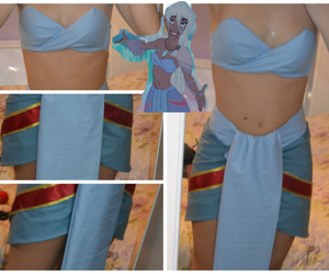 cosplay, work in progress, and kida image