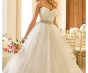 dress wedding and wedding dress image