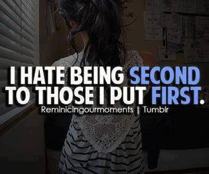 hate, second, and first image