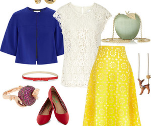 disney, fashion, and outfit image