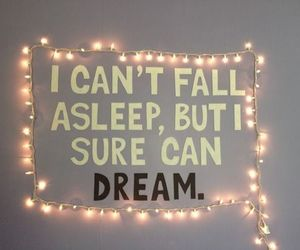 Dream, light, and quotes image