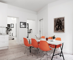 Eames, interior, and kitchen image
