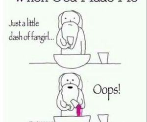fangirl, god, and one direction image