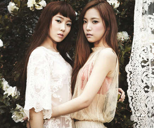 female, girl group, and female group image