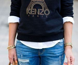fashion, Kenzo, and style image