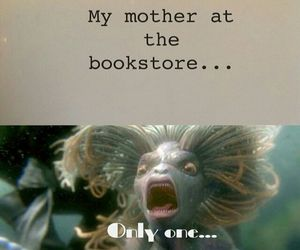 book, bookstore, and harry potter image