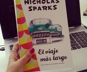 book, nicholas sparks, and summer image