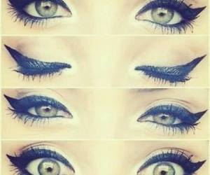 eyes, love it, and make up image