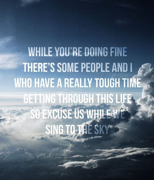 Image about sky in (: by • married to music •