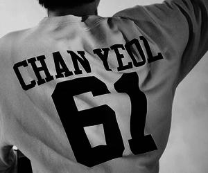 exo k, chanyeol, and exo chanyeol image