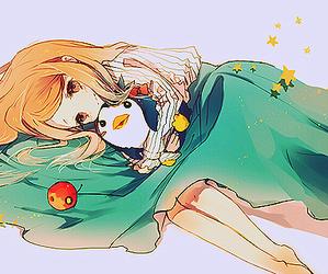 anime, mawaru penguindrum, and penguin image