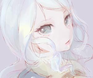 anime, fairy tail, and anime girl image