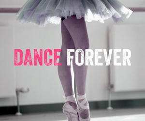 dance, ballet, and forever image
