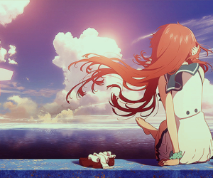 nagi no asukara, anime, and kawaii image