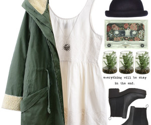 boots, fashion, and Polyvore image