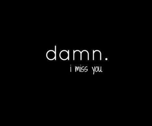 love, damn, and miss image