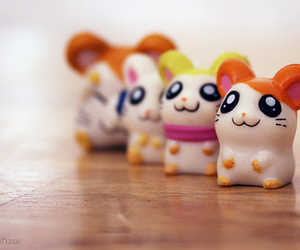 hamtaro, cute, and hantaro image