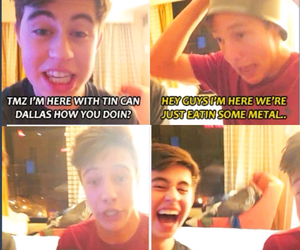 cameron dallas, viners, and nash grier image