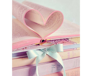 book, cute, and pink image